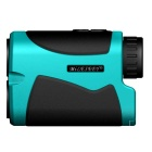 MileSeey Handheld 600m Laser Rangefinder / Ranging Telescope - Blue + Black