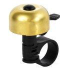 INBIKE Brass + Plastic Cycling Bike Bicycle Warning Bell - Golden