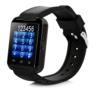 U8 Sport Nano Smart BT V3.0 Android Watch w/ Remote Shutter - Black