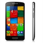 MT6572 1.21GHz 5.0″ IPS Dual-Core Android 4.4.2 Smart Phone w/ 2GB ROM, 2.0MP Cam – Black + Silver