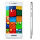 "MT6572 1.21GHz 5.0"" IPS Dual-Core Android 4.4.2 Smart Phone w/ 2GB ROM, 2.0MP Cam - White + Silver"