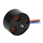 680KV CW & CCW Brushless Motors Set para Multirotor Hexacopter - Preto