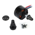 750KV CW & CCW Brushless Motors Set for Multirotor Quadcopter - Black