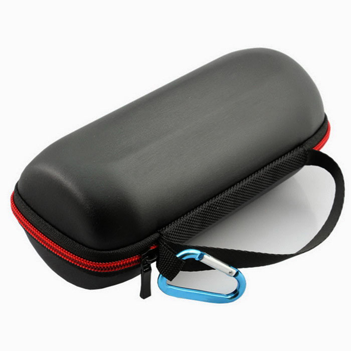 Travel PU Hard Carry Case Bag for BT Speaker JBL Charge 2 - Black