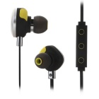 MORUL U5 PLUS Bluetooth 4.1 Auriculares IPX7 Impermeable NFC- Negro