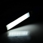 UItarFire Portable 4W 8-LED 100lm 6500K White Light USB Lamp - White
