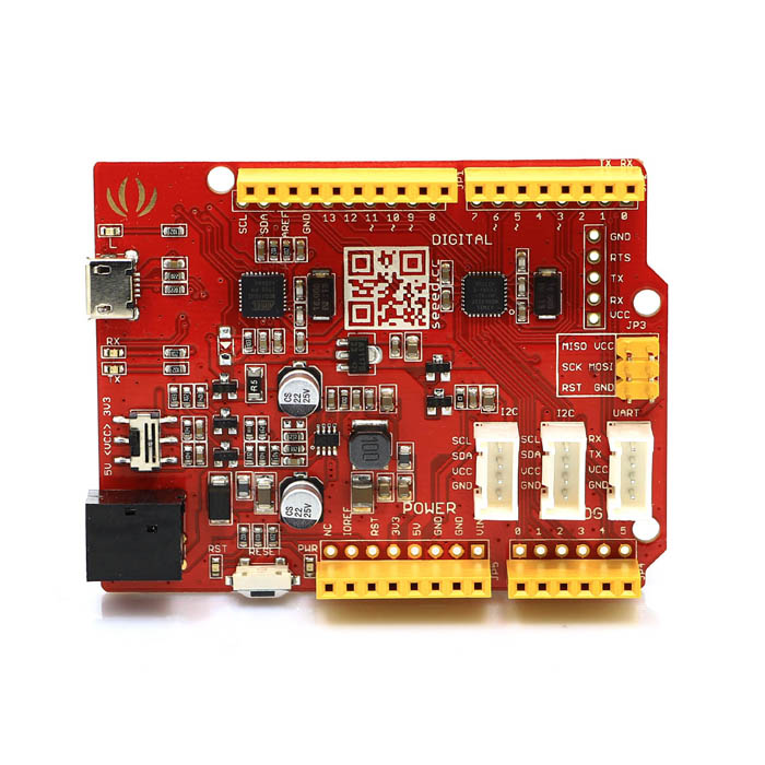 Seeedstudio atmega development board module for arduino