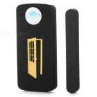 GSM Magnetic Door Window Alarm w/ Voice Monitor / Magnetic Alarm / GPS Tracker Function - Black