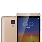 M850 Android 4.4.2 Bar Phone w/ 512MB RAM, 4GB ROM - Champagne Golden