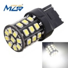 MZ T20 3.3W LED Car Rear Fog / Backup Lamp White 330lm SMD 2835 w/ Constant Current (12~24V)