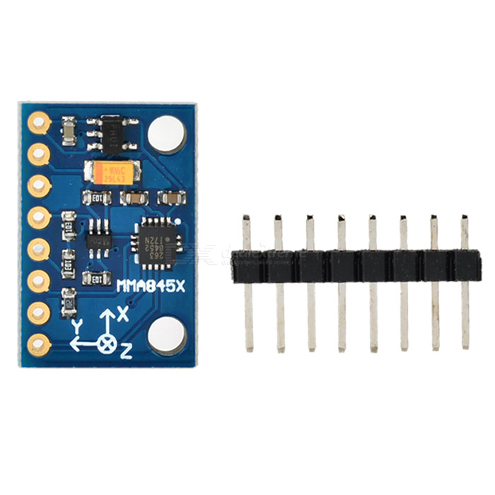 MMA8452Q 14-Bit Three-axis Digital Acceleration Tilt Sensor Module