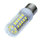 JIAWEN E27 8W LED Corn Light Cold White 800lm 48-5730 SMD (5PCS)