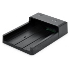 "USB 3.0 SATA 2.5 ""/ 3.5"" HDD Docking Station w / OTB / Switch - Schwarz (US Stecker)"