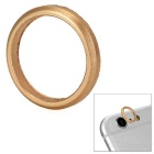 Metal Camera Lens Protector Ring for IPHONE 6 PLUS - Gold