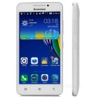 Lenovo A3600d Quad-Core Android 4.4 FDD LTE 4G Phone w/ 4.5″ IPS, 4GB ROM, 5MP – White