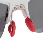 BangLong Cycling Polarized UV400 Protection Sunglasses Goggles - White