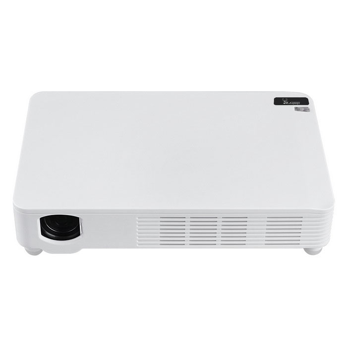 aoluguya Android 4.4.2 mini 3D slimme DLP PICO LED projector w / wi-fi