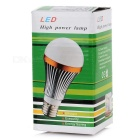 LeXing Lighting Dimmable E27 6W 350lm 15 SMD-5730 Warm White Bulb