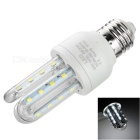 E27 5W 3U-Shaped LED Corn Lamp Cold White Light 400lm SMD 2835