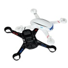 Replacement Quadcopter Frame Corpo Shell para JJR / C H12, H12C - Branco