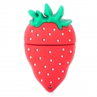 Strawberry Shaped USB 2.0 Flash / Jump-Laufwerk mit Umhängeband (4GB)