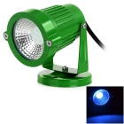 3W 20lm COB Blue Light Lawn Lamp / Garden Lamp / Spotlight (85~265V)