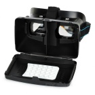 "TERIOS Virtual Reality VR 3D Glasses for 3.5~6.0"" Phones - Black"