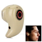 Cwxuan Tadpole Shaped Bluetooth V4.0 Sports Stereo In-Ear Headset w/ Voice Prompt