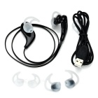 Bluedio S6 sport bluetooth v4.1 in-ear headset m / mic - svart
