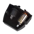 Waterproof Motorcycle Car Cigarette Lighter Plug - Black (12~24V)