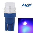 MZ T10 5W COB LED Car Clearance Lamp Blue Light 480nm 300lm (12V)