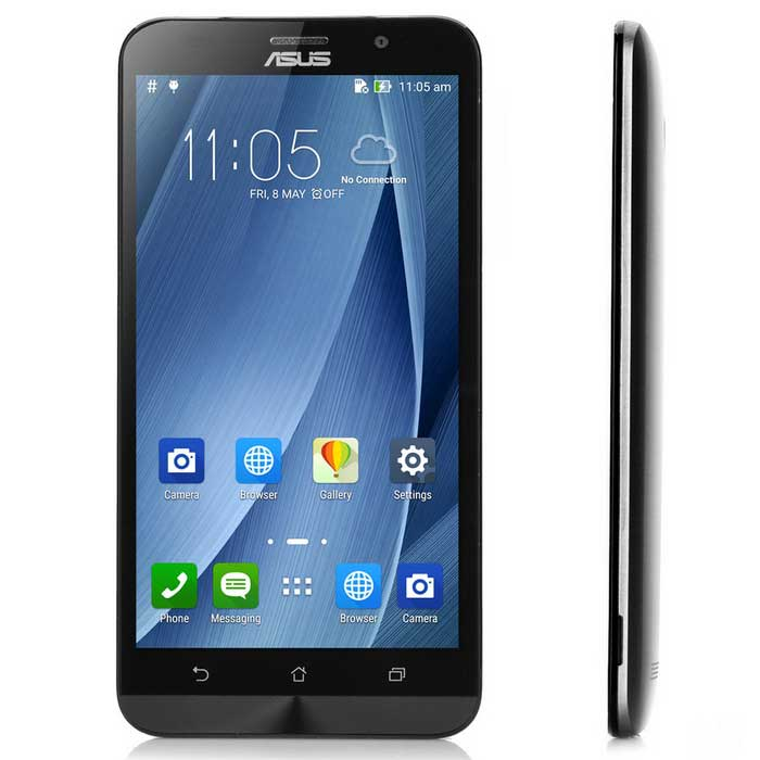 ASUS ZenFone 2 Z00ADA Android5.0 4G Phone w/ 4GB RAM, 64GB ROM - Gray