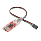 TTL to USB Serial Debug Cable with Original FT232RL for Raspberry Pi A+ / B+ / B / Pi 2 - Red