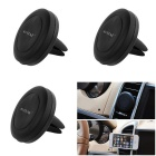 RUITAI 360 Degrees Rotation Universal Magnetic Car Mount Holder for IPHONE 6 / 6 PLUS - Black (3PCS)