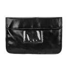 Multifunctional Bag Suitable for Tablet PC / Mobile Phone / Secret Document Carrying - Black