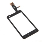 Mobile Phone Touch Screen Glass Lens for Lenovo A660 - Black