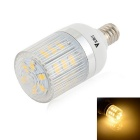 WaLangTing E12 3.5W LED Corn Bulb Lamp Warm White Light 3200K 240lm SMD 5730 - White (AC 110~240V)