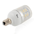 Walangting E12 4W dimmable LED lampe maïs blanc chaud 3200K - blanc