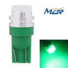 MZ T10 5W COB LED Car Clearance Lamp Green Light 560nm 300lm (12V)