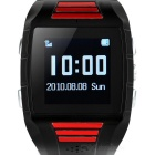"1.44"" TFT GPS Positioning / GPS Tracker Personal Locator Watch for Elderly / Kids - Black + Red"