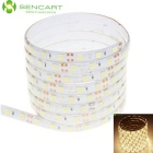 75W Waterproof Flexible LED Light Strip Warm White 300-5050 SMD 4500lm 3500K - White (DC12V / 5m)