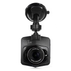"2.3"" TFT FHD 1080P CMOS 170' Wide-Angle Car DVR Recorder Camcorder w/ LED & IR Night Vision - Black"