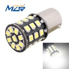 MZ 1156 6.6W 33-SMD 2835 330lm LED Car Brake Light / Steering Light White Constant Current (12~24V)