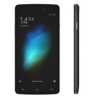 "CUBOT X12 Android 5.1  64-bit Quad-core 4G FDD Bar Phone w/ 5.0"" IPS OTG, Infrared, GPS - Black"