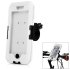 Anti-Dust Anti-Shock Bike Mounted Touch Screen Waterproof Case for IPHONE 6 PLUS - White + Black