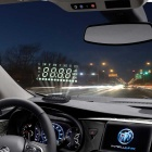 HUD Head Up Display System for Car - Black
