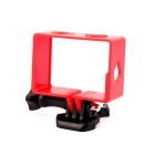 PANNOVO Professional Camera Protective Side Frame Case w/ Mount for Xiaomi Xiaoyi Camera