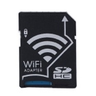 SANDISK Wi-Fi 16GB TF Klasse 10 Flash-minnekort m / Wi-Fi SD-adapter