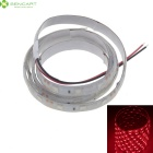 15W Waterproof Flexible LED Light Strip Red 60-5050 SMD 720lm 700nm - White (DC12V / 1m)