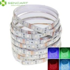 75W Waterproof Flexible LED Light Strip RGB 300-5050 SMD 4500lm 450nm - White (DC12V / 5m)